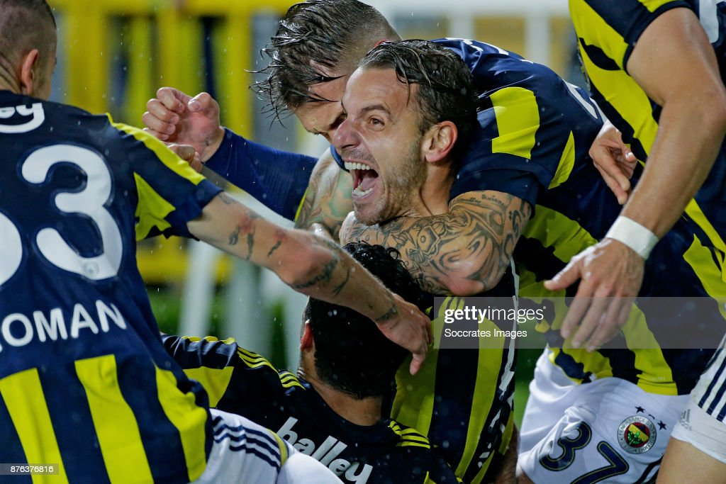 Fenerbahce v Sivasspor - Turkish Super lig : ニュース写真