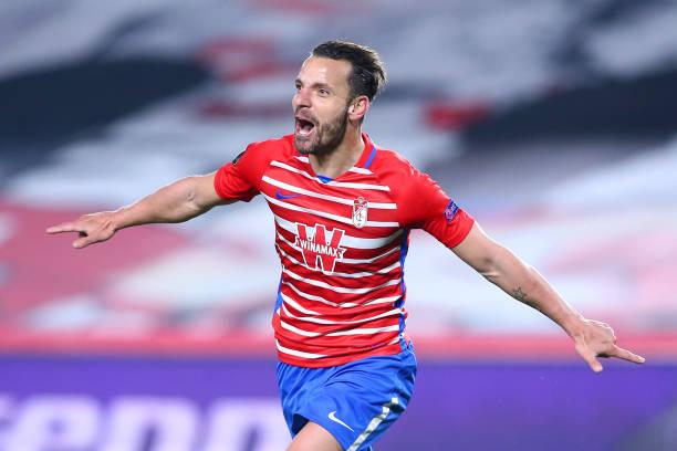 ESP: Granada v Molde - UEFA Europa League Round Of 16 Leg One