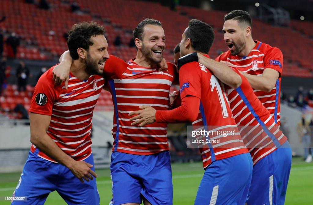 Molde v Granada - UEFA Europa League Round Of 16 Leg Two : News Photo