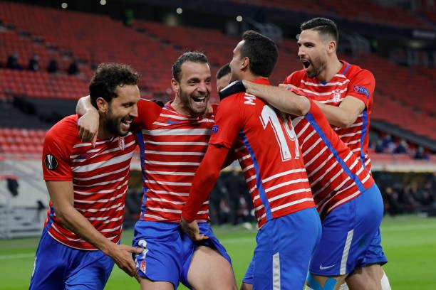 HUN: Molde v Granada - UEFA Europa League Round Of 16 Leg Two