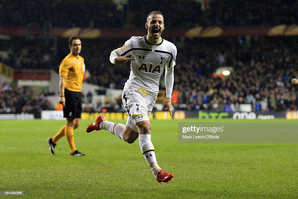 Tottenham Hotspur FC v ACF Fiorentina - UEFA Europa League Round of 32 : News Photo