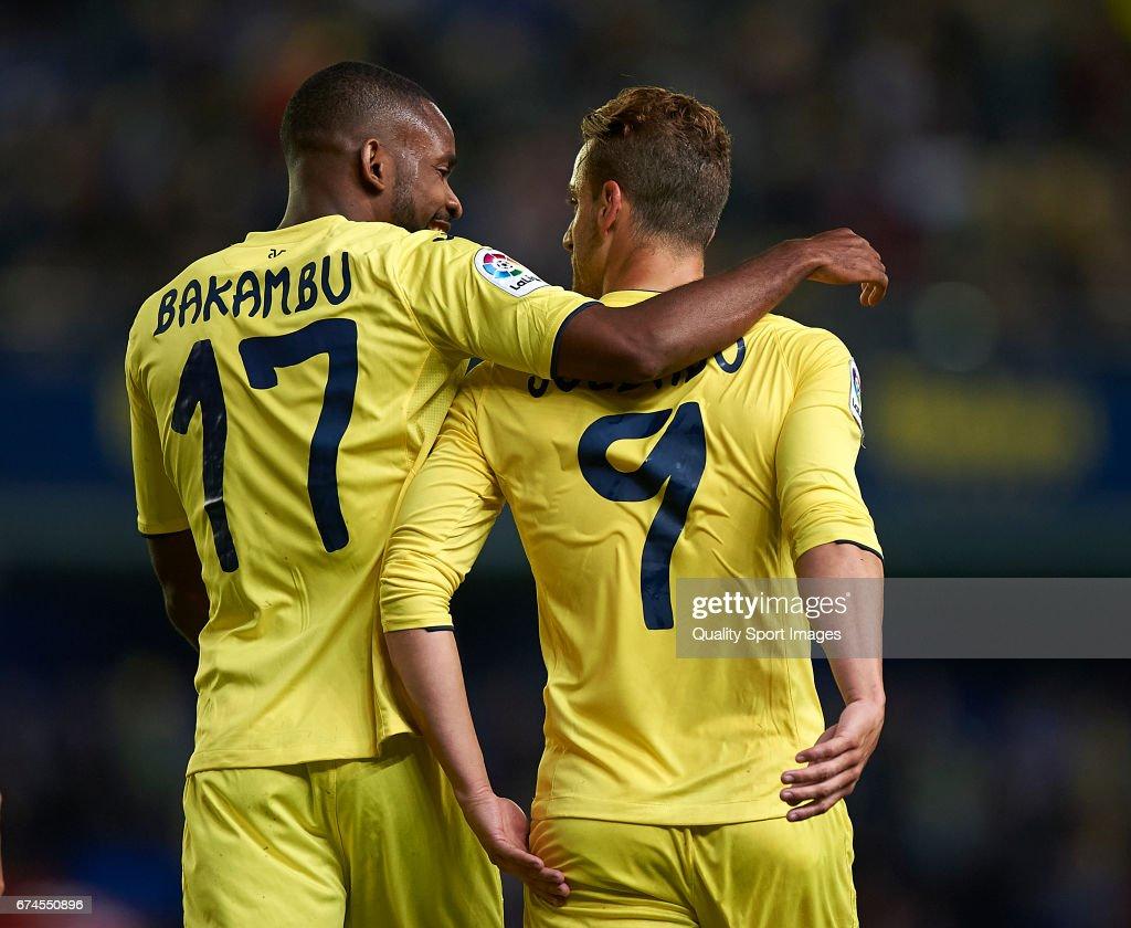 Villarreal CF v Real Sporting de Gijon - La Liga