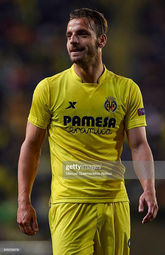 Villarreal CF v Sparta Prague - UEFA Europa League Quarter Final: First Leg