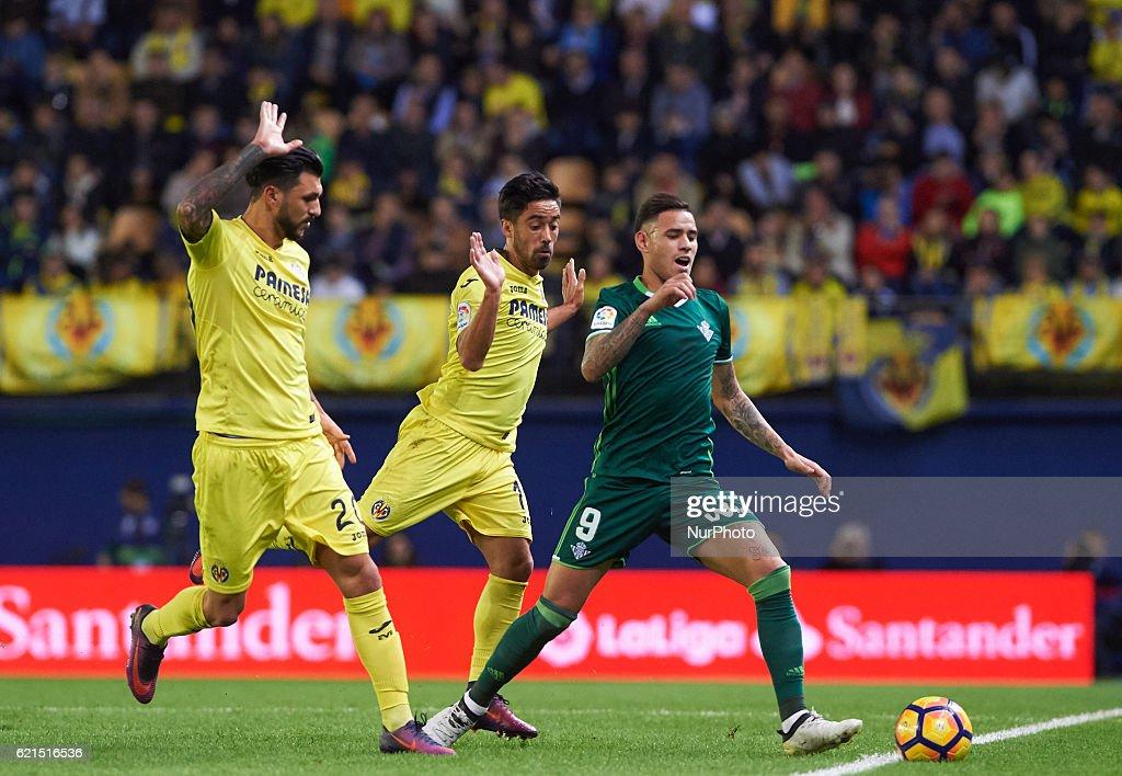 Villarreal v Real Betis - La Liga : News Photo