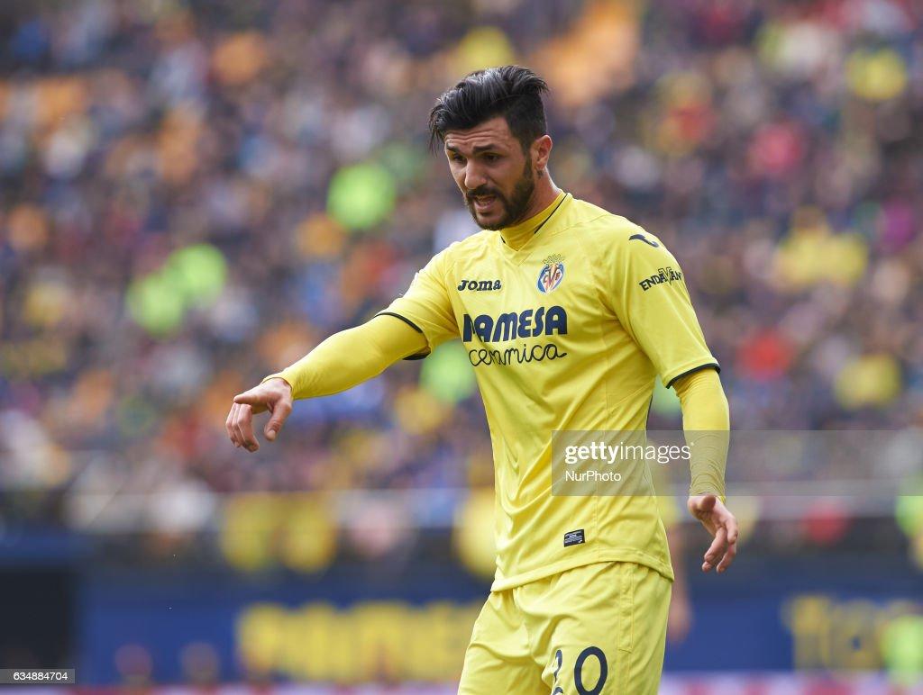 Villarreal CF v Malaga CF - La Liga