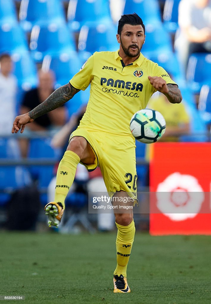 Getafe v Villarreal - La Liga : News Photo