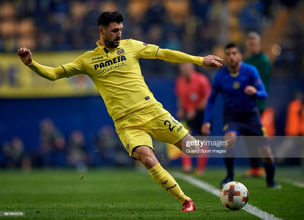 Villarreal CF v Maccabi Tel Aviv - UEFA Europa League : News Photo