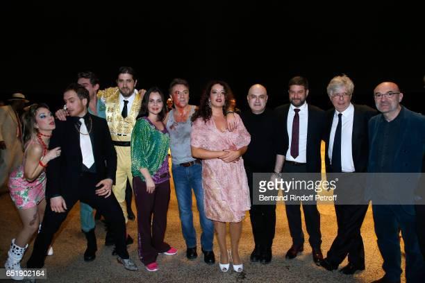 Roberto Tagliavini Soprano Alexandra Kurzak Tenor Roberto Alagna MezzoSoprano Clementine Margaine Stage Director Calixto Bieito guest Director of...