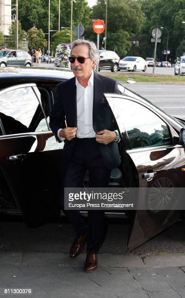 Roberto Torretta attends Massimo Dutti fashion show on May 31 2017 in Madrid Spain