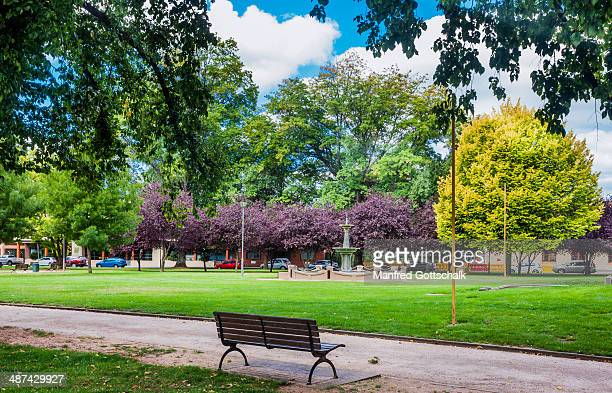 robertson park orange - town stock pictures, royalty-free photos & images