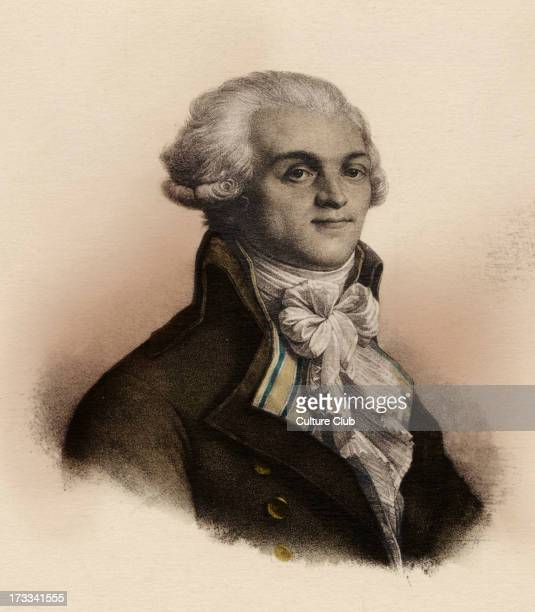 an analysis of the french revolution and the leadership of robespierre Marc bouloiseau - former secretary, commission for the economic and social history of the french revolution emeritus teaching assistant in history of the french.