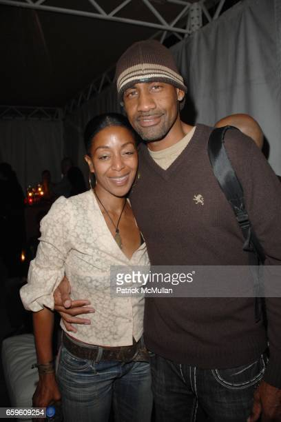 Robi Reed and attend MAXWELL LA LOUIS XIII VIP LOUNGE at The Hollywood Bowl on October 16 2009 in Hollywood California