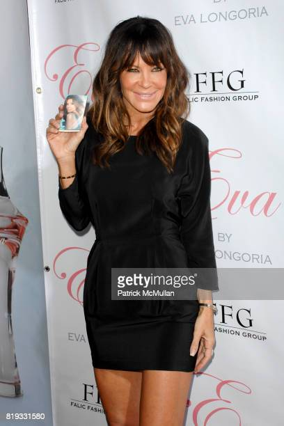 Robin Antin attends Eva Longoria Fragrance Launch Event at Beso on April 27 2010 in Hollywood California