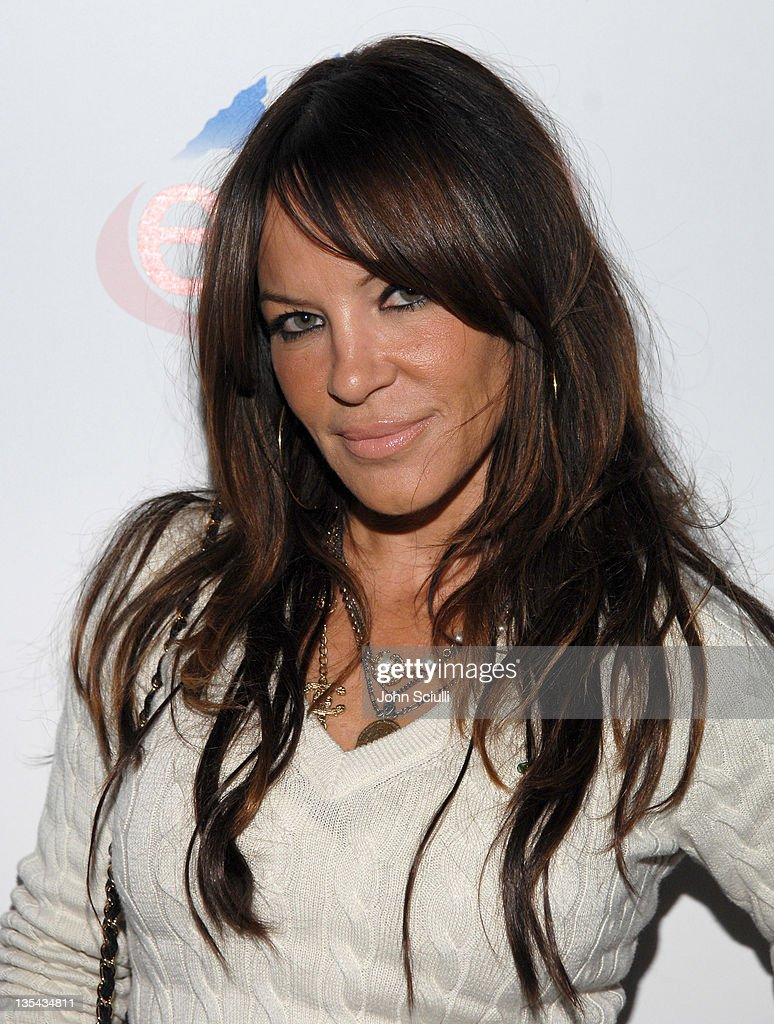 Robin Antin during 'Last Call with Carson Daly' 5 Year Anniversary Party at Social Hollywood, Level 2 in Hollywood, California, United States.
