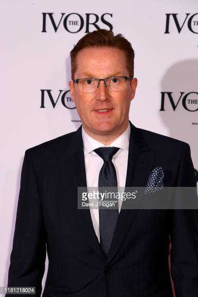 Robin Beanland attends The Ivors 2019 at Grosvenor House on May 23, 2019 in London, England.