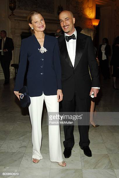 Robin Bell and John Yunis attend KIPS BAY BOYS and GIRLS CLUB Presidents Preview Dinner at Metropolitan Club on April 19 2006 in New York City