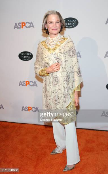 Robin Bell attends the 20th Annual Bergh Ball at The Plaza Hotel on April 20 2017 in New York City