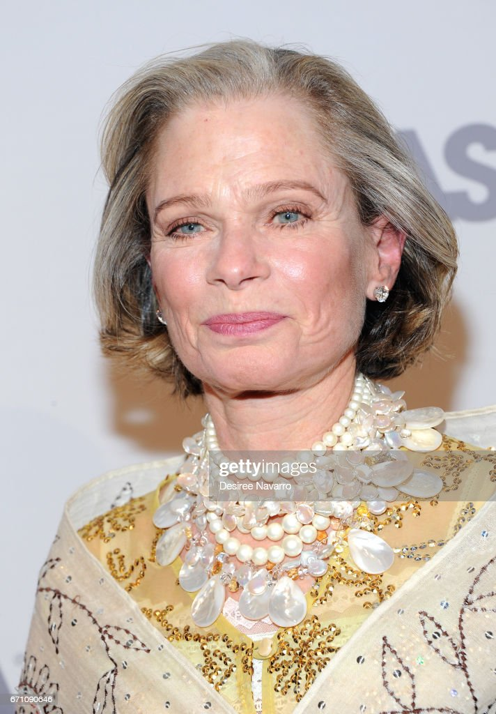 Robin Bell Attends The 20th Annual Bergh Ball At Plaza Hotel On April 20