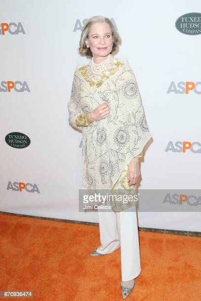 Robin Bell attends the ASPCA 20th Annual Bergh Ball at The Plaza Hotel on April 20 2017 in New York City