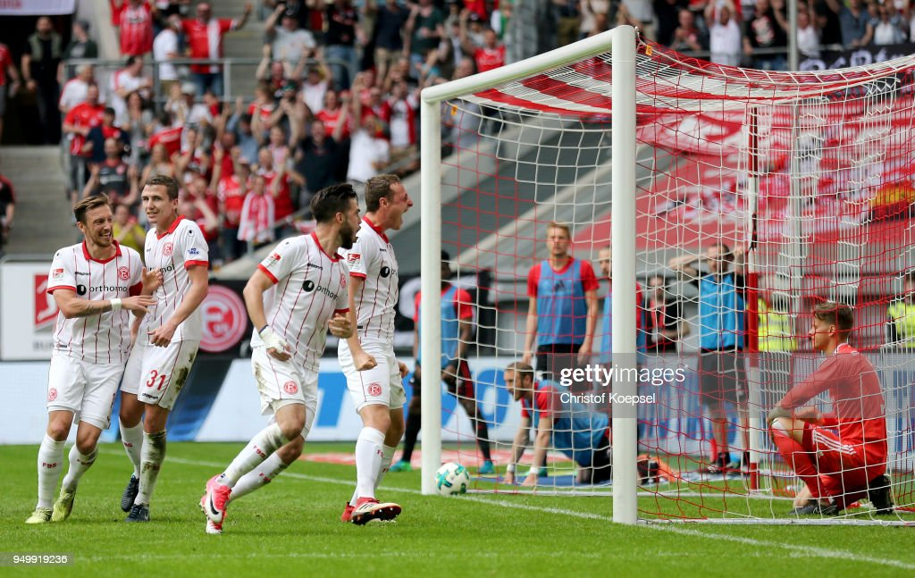 Fortuna Duesseldorf v FC Ingolstadt 04 - Second Bundesliga