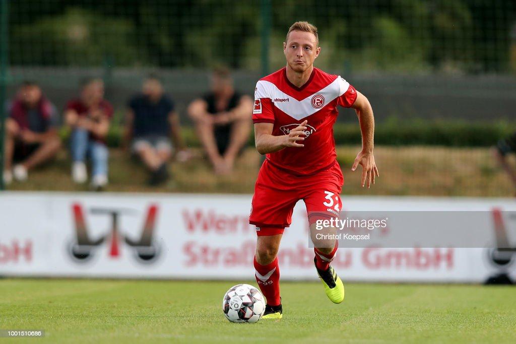 FC Wegberg-Beeck v Fortuna Duesseldorf - Pre Season Friendly Match : Nachrichtenfoto