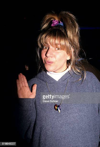 Robin Byrd at Penthouse Magazine Pet Video Release at Club USA New York February 1 1994
