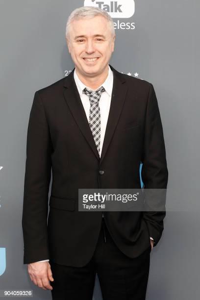 Robin Campillo attends the 23rd Annual Critics' Choice Awards at Barker Hangar on January 11 2018 in Santa Monica California