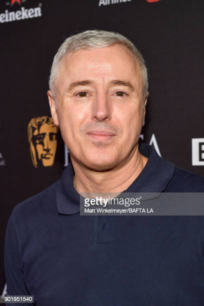 Robin Campillo attends The BAFTA Los Angeles Tea Party at Four Seasons Hotel Los Angeles at Beverly Hills on January 6 2018 in Los Angeles California