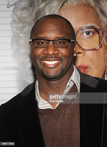 Robin Coleman attends a screening of Tyler Perry's Madea Goes to Jail at the AMC Loews Lincoln Center on February 18 2009 in New York City