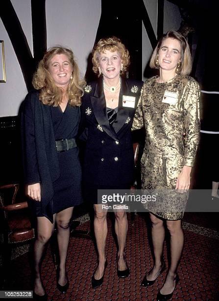 Robin Elizabeth Lawford Patricia Kennedy Lawford and Sydney Maleia Lawford