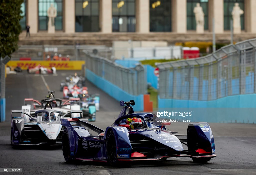 ABB FIA Formula E Championship - Rome E-Prix Round 3 : News Photo