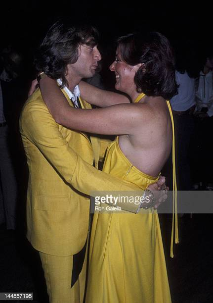 Robin Gibb and wife Molly Gibb attend the premiere party for 'Sgt Pepper's Lonely Hearts Club Band' on July 20 1978 at Roseland in New York City