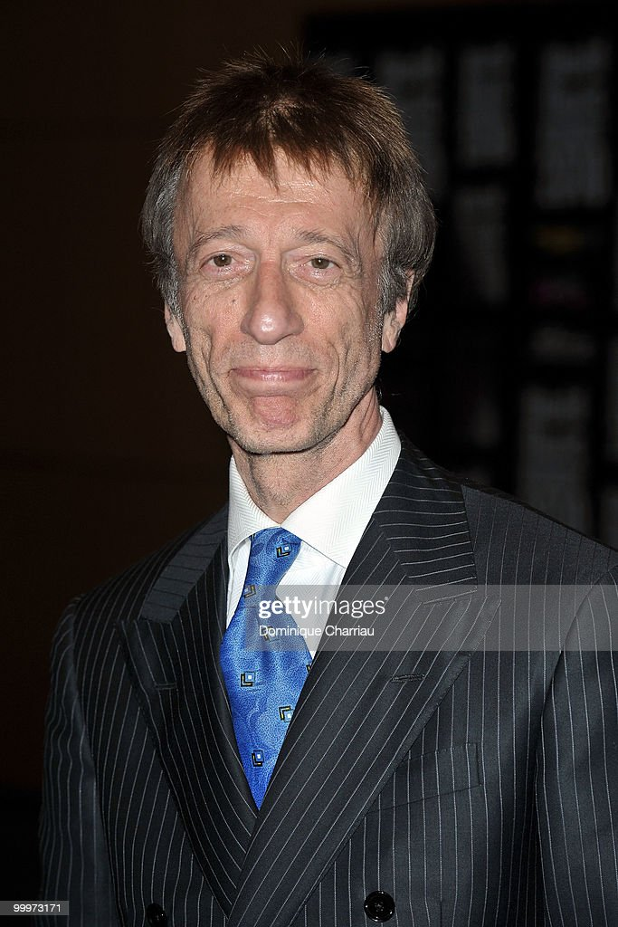 Robin Gibb from the Bee Gees attends the World Music Awards 2010 at the Sporting Club on May 18, 2010 in Monte Carlo, Monaco.