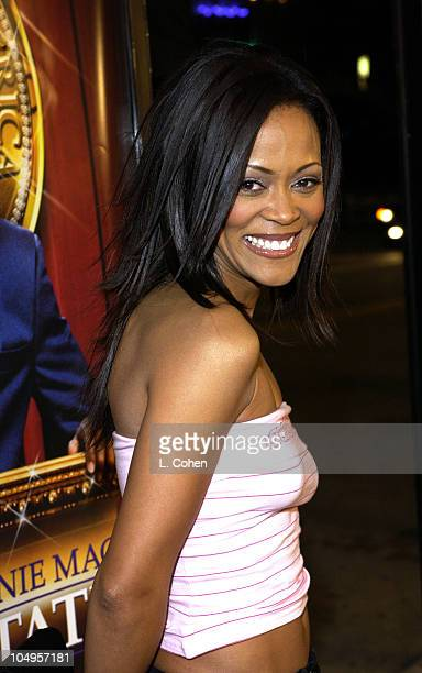 "Robin Givins during ""Head of State"" Premiere at Bruin Theater in Westwood, California, United States."