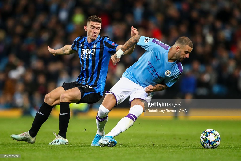 Manchester City v Atalanta: Group C - UEFA Champions League : News Photo