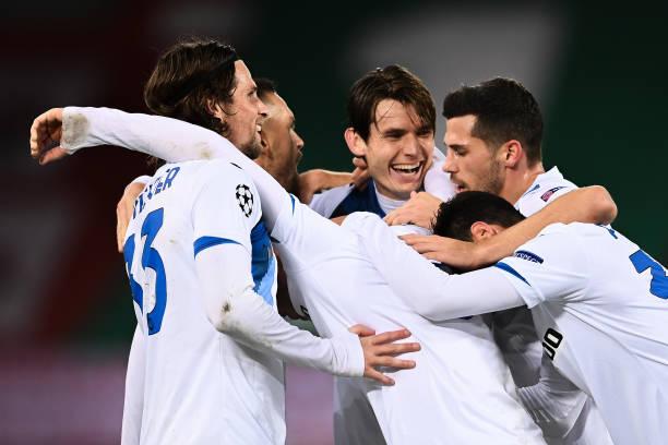 GBR: Liverpool FC v Atalanta BC: Group D - UEFA Champions League