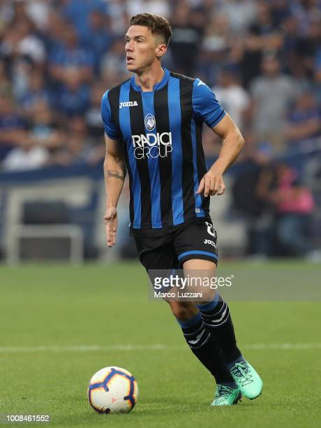 Robin Gosens of Atalanta BC in action during the Europa League Second Qualifying Round match between Atalanta BC and FK Sarajevo at Mapei Stadium...