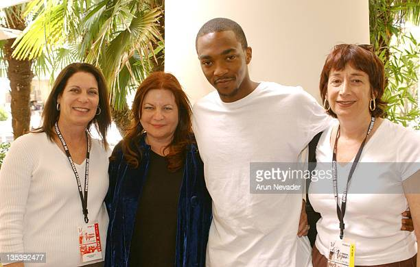 Robin Greenspun president of Cinevegas Allison Anders Anthony Mackie Ella Taylor Cinvegas jurors