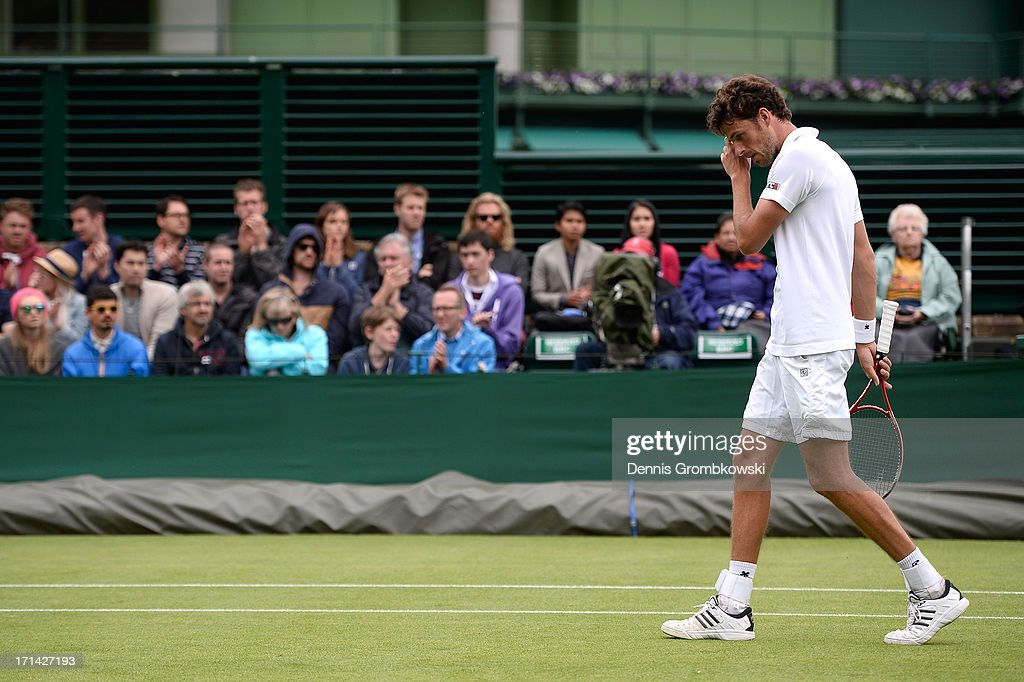 Day One: The Championships - Wimbledon 2013