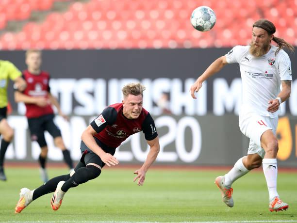 DEU: 1. FC Nürnberg v FC Ingolstadt - 2. Bundesliga Playoff Leg One
