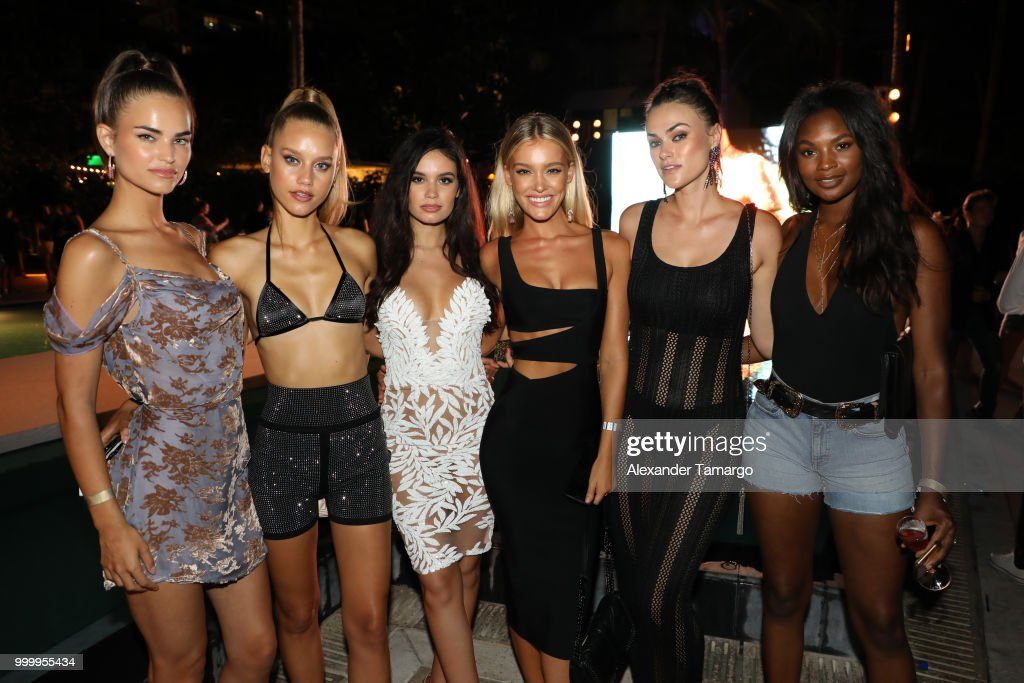 2018 Sports Illustrated Swimsuit at PARAISO During Miami Swim Week, W South Beach - Party