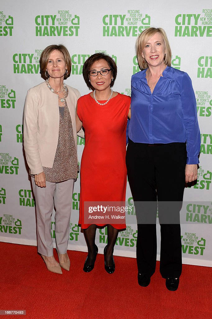 Robin Hood Executive Deborah Winshel Misook Doolittle And City News Photo Getty Images
