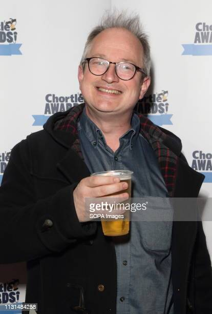 Robin Ince at the Chortle Comedy Awards at FEST, Camden Town.