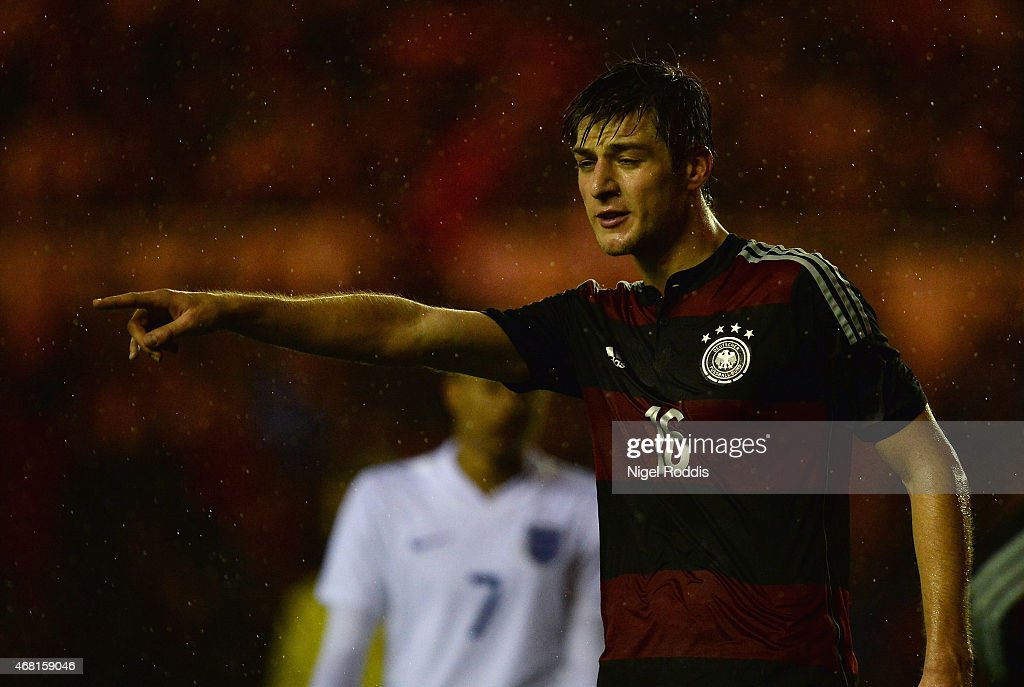 U21 England v U21 Germany - International Friendly : News Photo