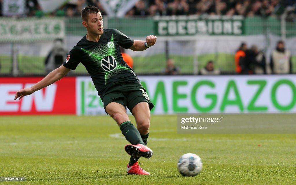 1. FC Union Berlin v VfL Wolfsburg - Bundesliga : ニュース写真