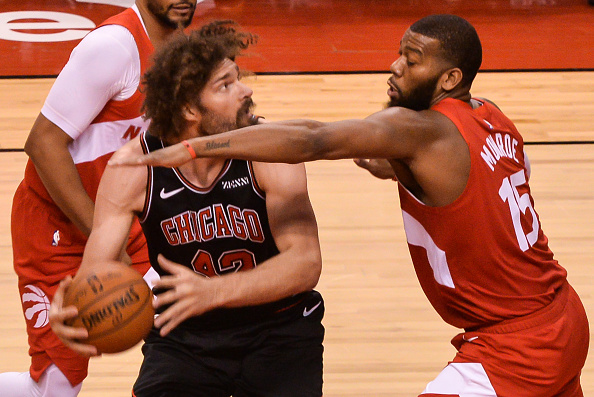 Chicago Bulls   The Scorecrow
