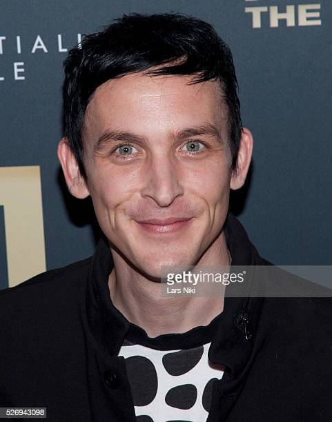 Robin Lord Taylor attends Jeremy Scott The' People's Designer New York premiere at the Paris Theatre in New York City �� LAN