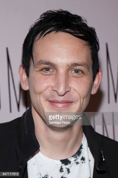 Robin Lord Taylor attends 'Small Mouth Sounds' opening night at The Pershing Square Signature Center on July 13 2016 in New York City