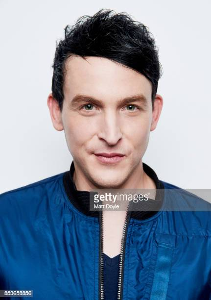 Robin Lord Taylor of FOX's 'Gotham' poses for a portrait at the Tribeca TV festival at Cinepolis Chelsea on September 23 2017