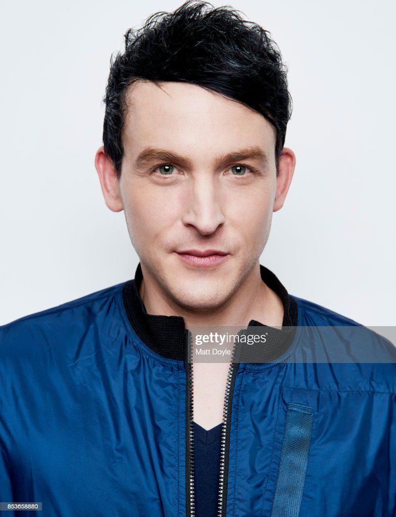 Robin Lord Taylor of FOX's 'Gotham' poses for a portrait at the Tribeca TV festival at Cinepolis Chelsea on September 23, 2017.
